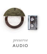 Preserve Audio