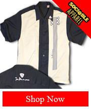 Sociable Apparel's Fan Inspired Blues Guitar Shirt 2