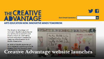 Creative Advantage website launches